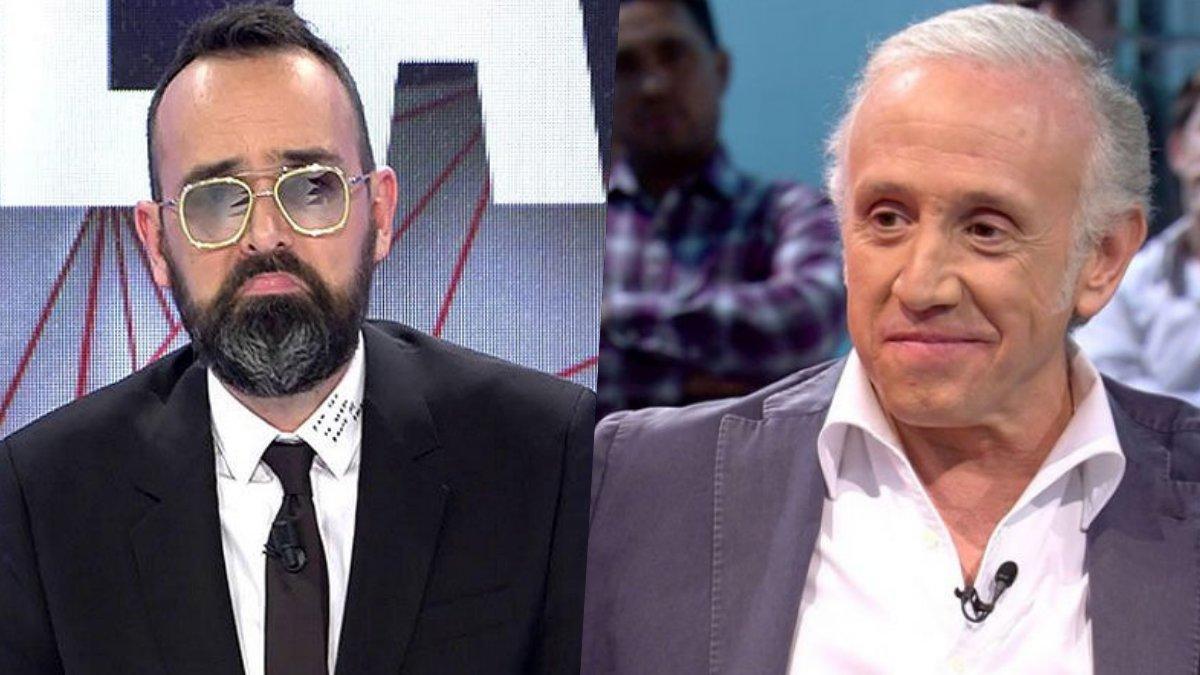 Risto Mejide y Eduardo Inda.