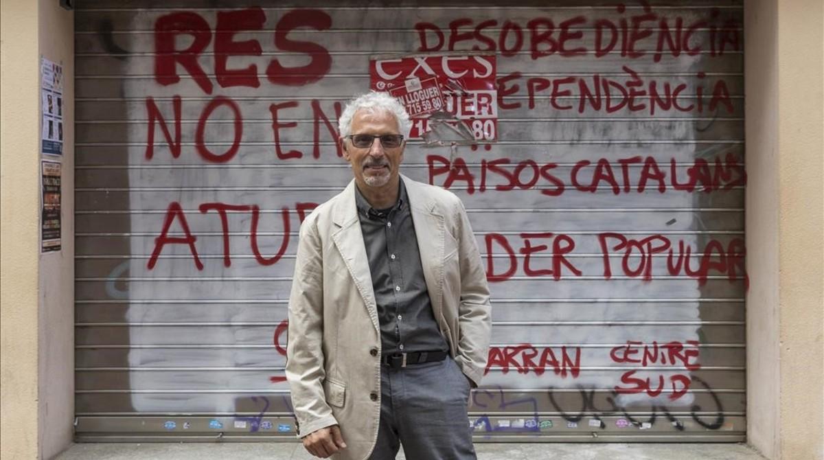 Santi Vidal, en junio del año pasado.