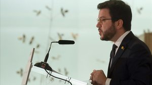 Aragonès: L'home que 'va descobrir' Junqueras