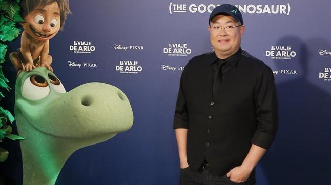 """'El viaje de Arlo', un """"wéstern"""" con dinosaurios"""