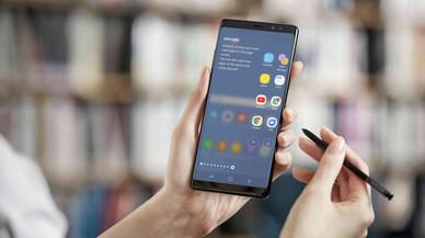 Samsung es reforça com a principal venedor de mòbils del món