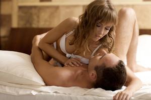 El sexo, ingrediente esencial en la relación de pareja.