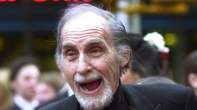 Sid Caesar, en una foto del 2002.