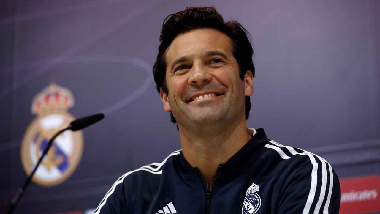 Solari: Mi idea es ir a Melilla y jugar con dos cojones.
