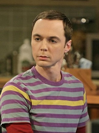 Jim Parsons. The Big Bang Theory.