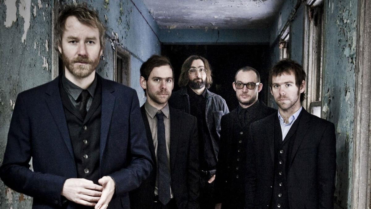 El grupo de música alternativa, y ejemplo de los nuevos tiempos de la comunicación transmedia, The National.