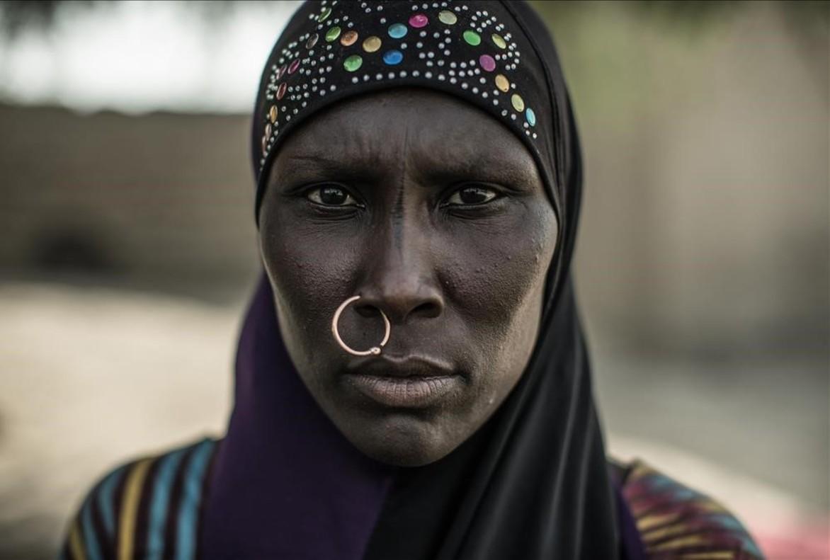 Therèse Abakar logró escapar de Boko Haram tras permanecer secuestrada durante dos meses.