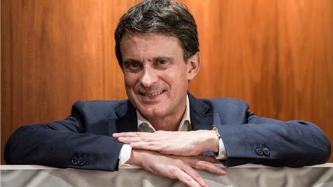 Valls se ofrece como cambio frente a alianza entre Colau y el soberanismo.