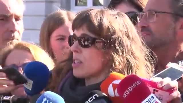 Carme Forcadell denuncia davant del Tribunal Europeu de Drets Humans la seva situació de presó preventiva
