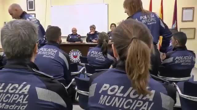 Vídeo de la Policía Municipal de Madrid por el día del cáncer de mama.