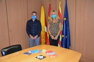 L'Ajuntament de Rubí repartirà 8.000 mascaretes als alumnes de les escoles locals