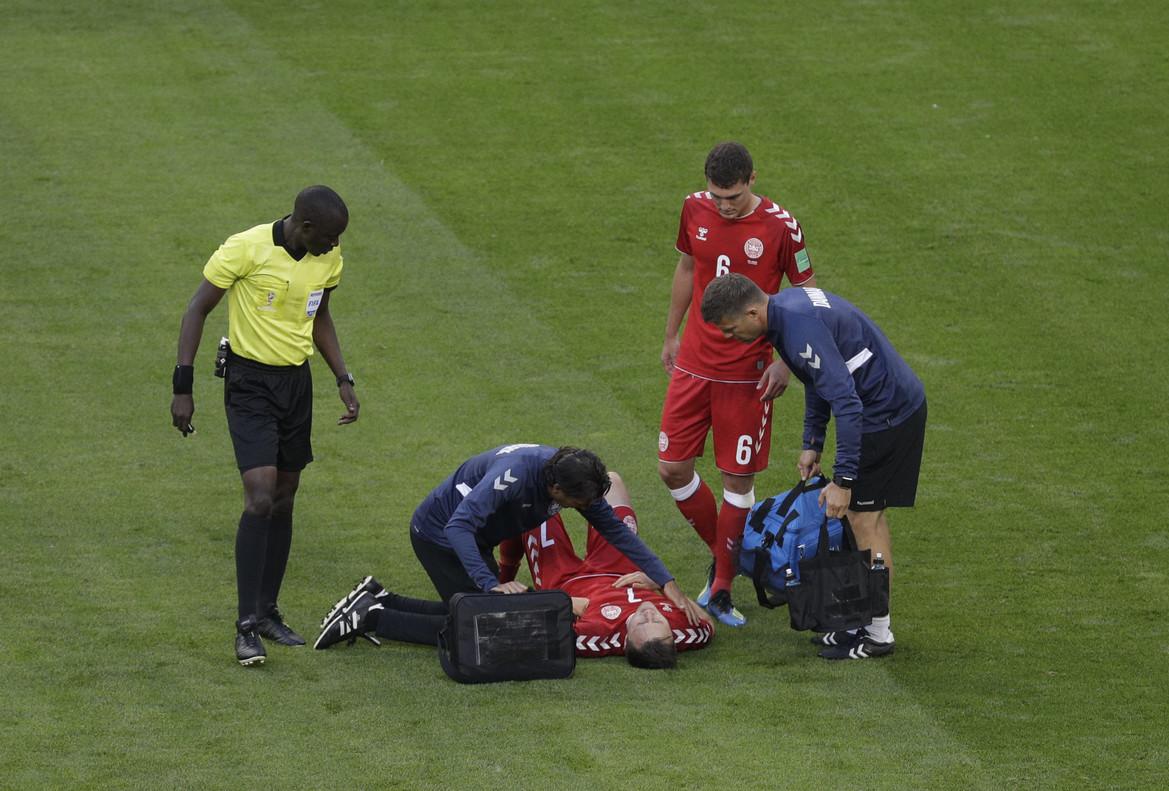Dinamarca pierde a una de sus figuras por el resto del Mundial
