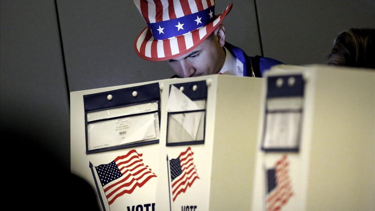 El Suprem dels EUA empara el redisseny partidista de mapes electorals