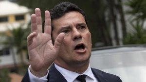 Sergio Moro, una altra vegada jutge i part