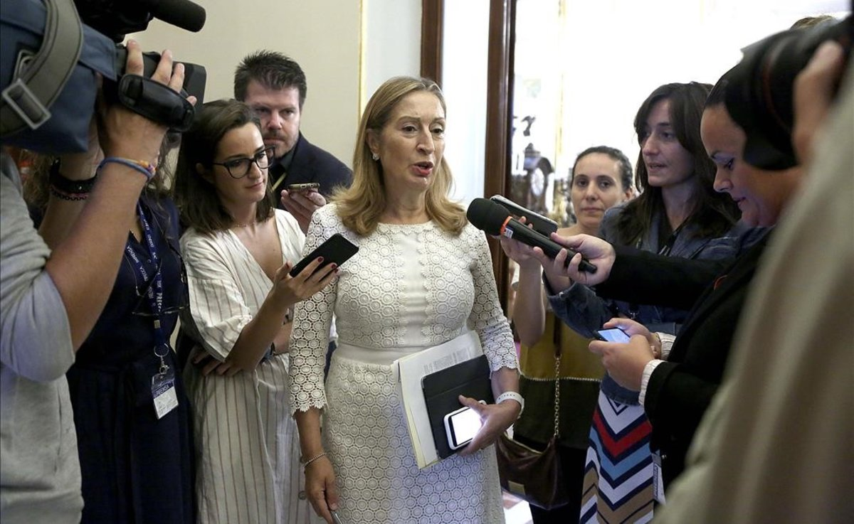 Ana Pastor serà la número dos de Casado per Madrid el 10-N