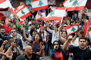 Revolució de tardor al Líban