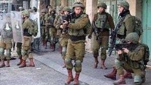 La violència torna a disparar-se als territoris palestins