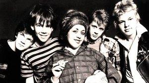 La banda inglesa deliberadamente mediocre X-Ray Spex.