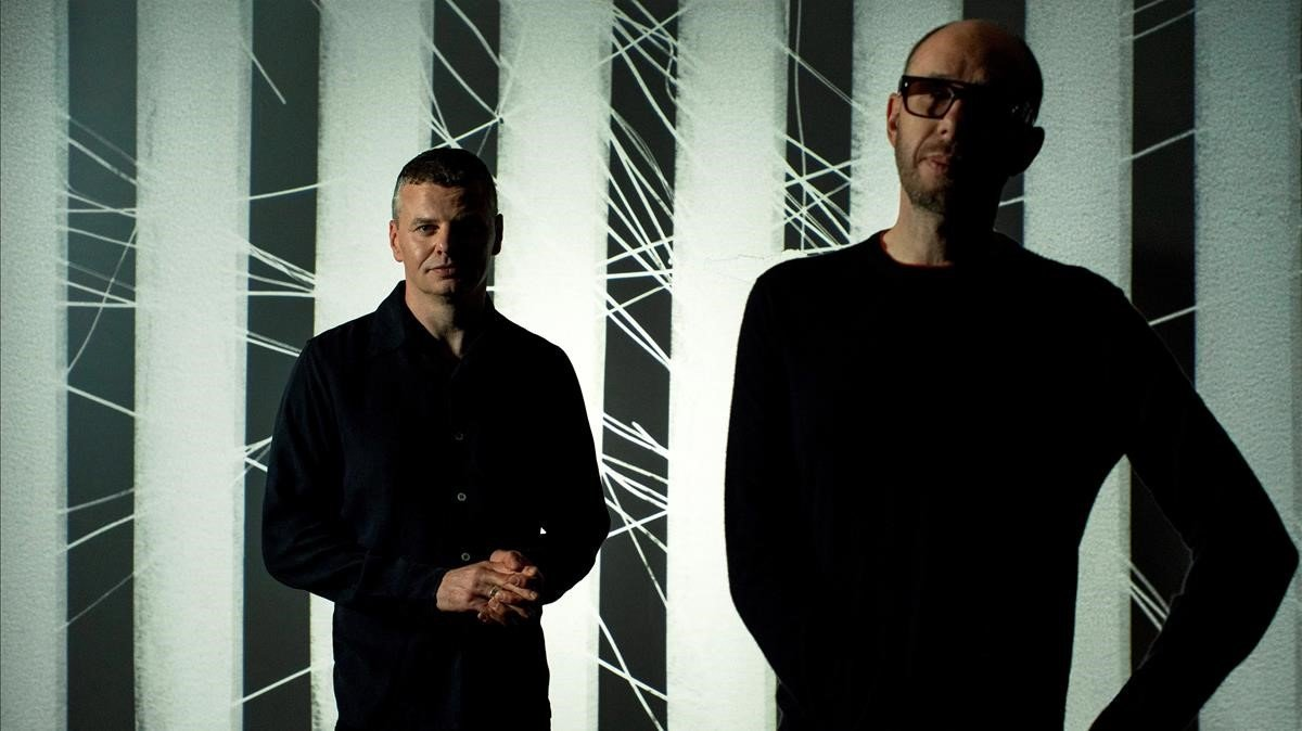 Ed Simons y Tom Rowlands: The Chemical Brothers.