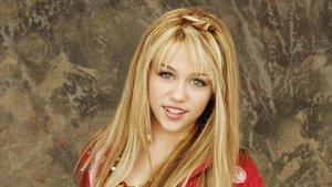 La actriz y cantante Miley Cyrus, en su etapa de 'Hanna Montana'.