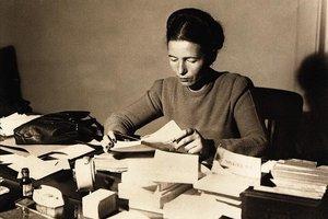 Amb Simone de Beauvoir va començar (gairebé) tot