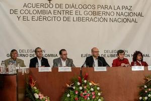 Santos anuncia el començament de negociacions de pau amb l'ELN