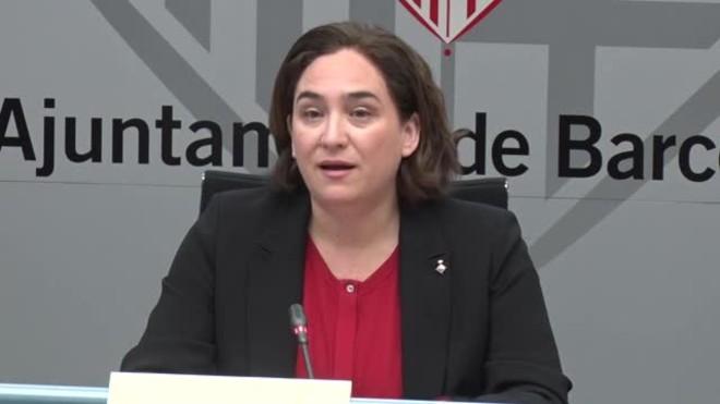 Ada Colau reforma el Port Olímpic