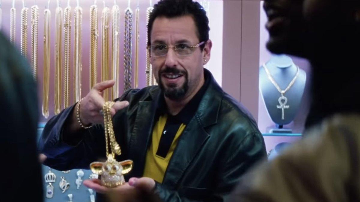 Adam Sandler, en la película 'Diamantes en bruto'.