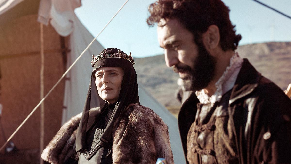 Imagen de la serie 'Conquistadores: Adventum', protagonizada por Aitana Sánchez-Gijón