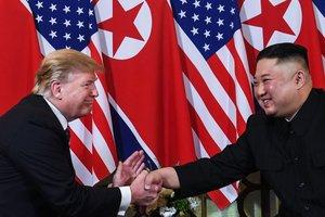 Trump y Kim Jong-un se reunirían por tercera vez.