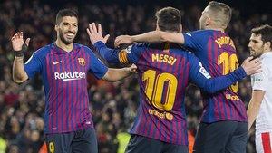 El Barça del toc