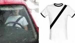 La camiseta tramposa.