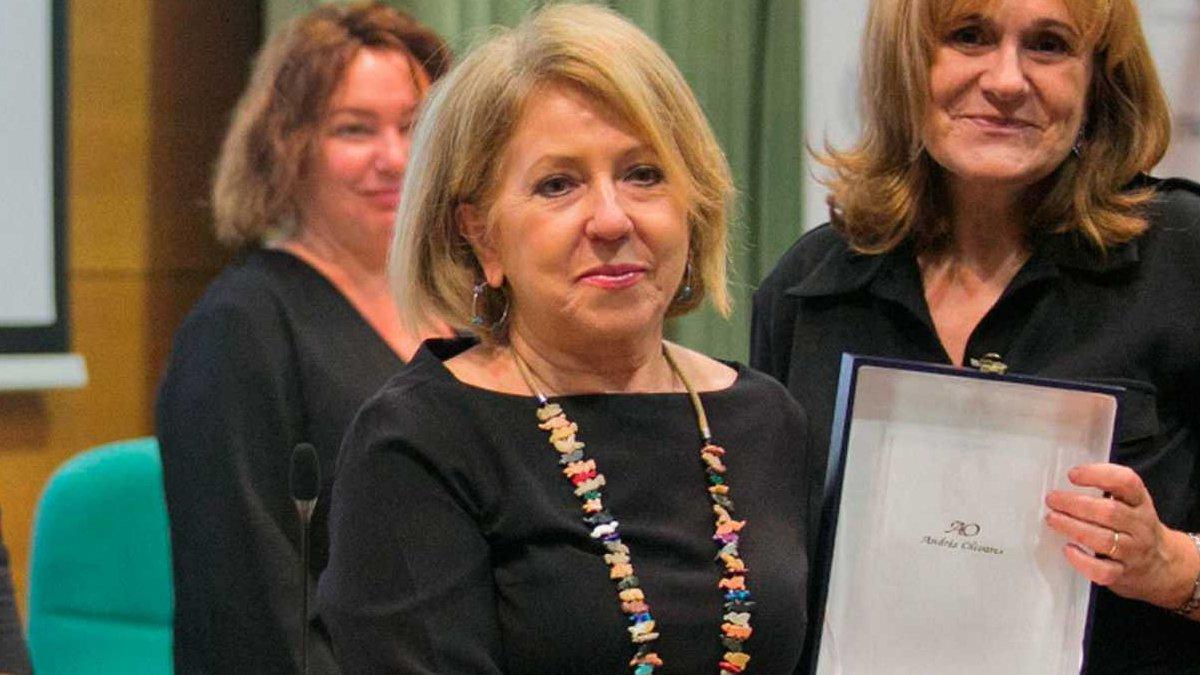 El mundo del periodismo y la política se despide de Alicia Gómez Montano