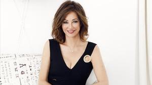 La presentadora Ana Rosa Quintana (Tele 5).