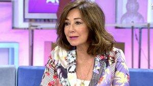 """Ana Rosa, sobre el cara a cara de Belén Esteban y Jorge Javier: """"Debatir con él es muy complicado"""""""