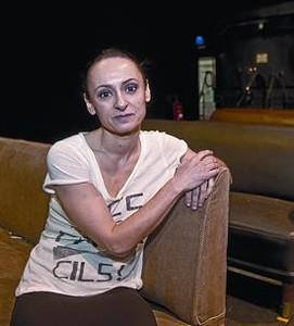 Angélica Liddell (Figueres, 1966),en el 2011 en el LLiure, donde presentó 'La casa de la fuerza'.