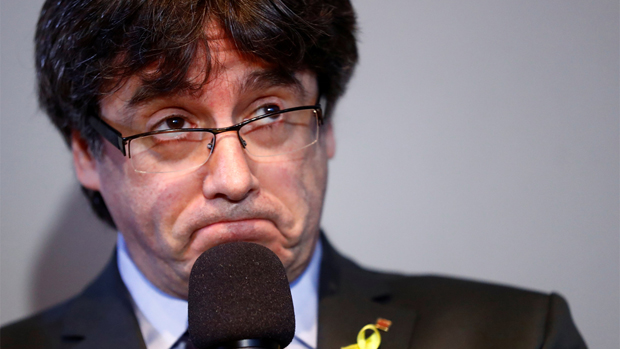 Carles Puigdemont, seguirá en libertad provisional en Berlín.