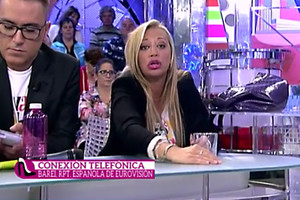 Belén Esteban también opina sobre Eurovisión: «Es un festival político y España queda siempre como queda»