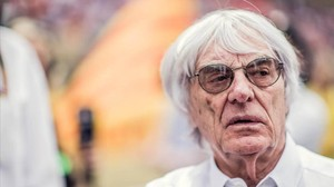 Bernie Ecclestone, ya no manda en la F-1.