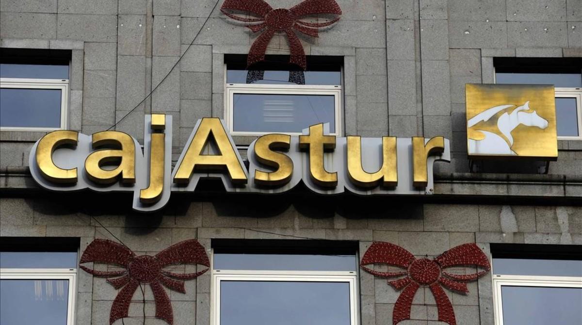 Cajastur, una de las entidades que forma Liberbank.