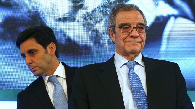 Le sucede el consejero delegado, José María Álvarez Pallete