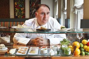 El chef José Andres, en su restaurante Minibar, en Washington, en una imagen de archivo.