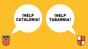 El vídeo 'oficial' de Tabàrnia
