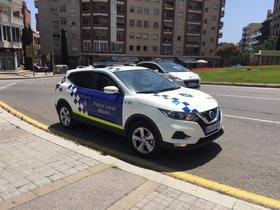 Coche de la Policía Local de Mataró