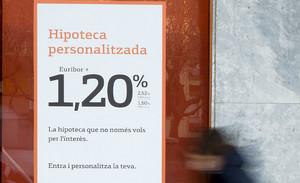 Comercialización de una hipoteca de Bankinter.
