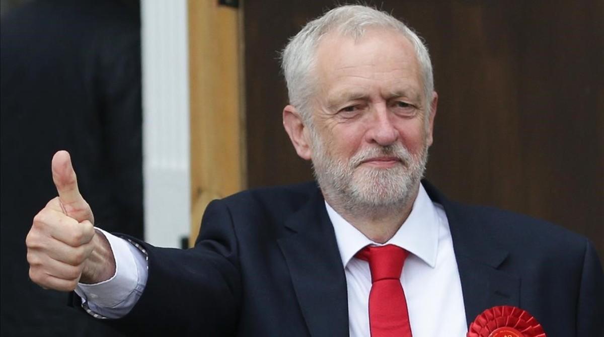 Jeremy Corbyn.