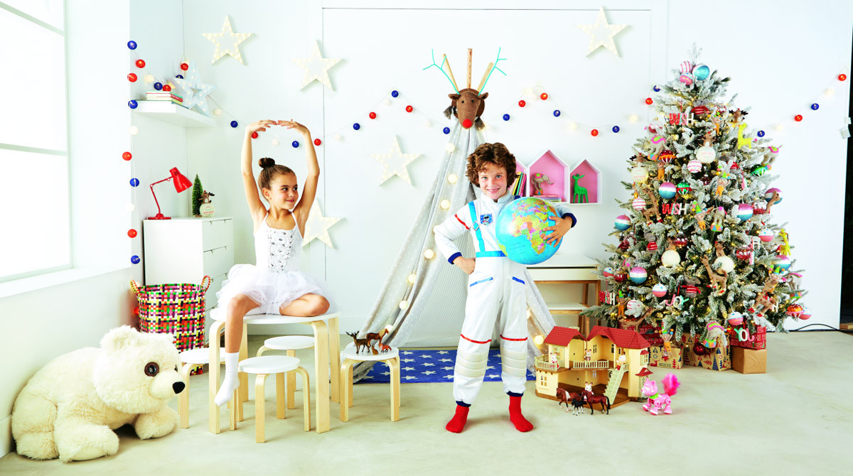 Ideas y planes para los más pequeños esta Navidad