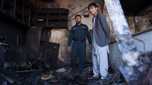 Massacres sense fi a l'Afganistan