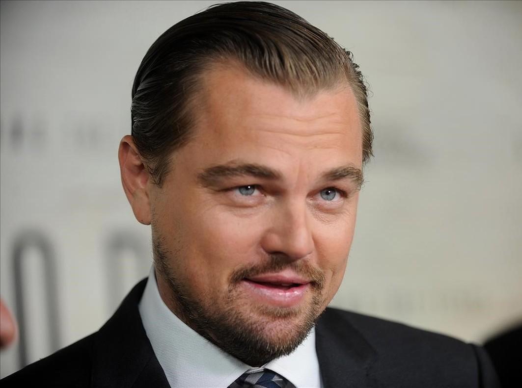 Una imagen de archivo de Leonardo DiCaprio.