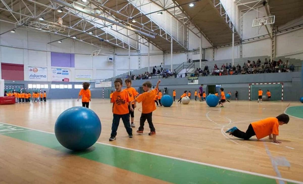 Escuelas Deportivas Municipales de Parets del Vallès.